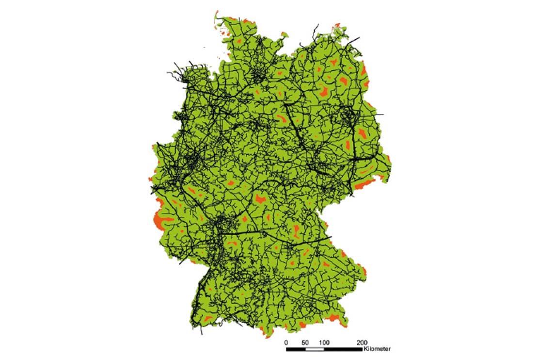 gasleitungen deutschland karte DVGW: Leitungstechnik