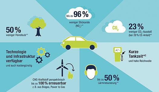 Häufig DVGW: Erdgas und Mobilität EM79